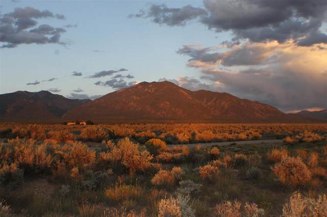 Buggy Road, Taos, NM 87571 (MLS #105703) :: The Chisum Realty Group