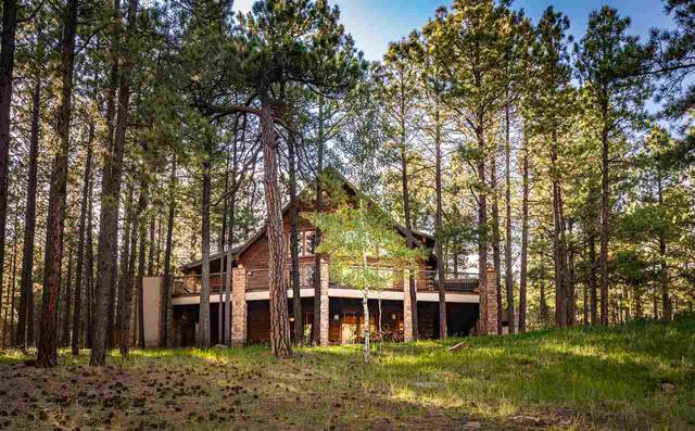 18 Blue Hill Way, Angel Fire, NM 87710 (MLS #105707) :: The Chisum Realty Group