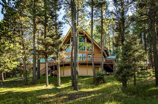 15 Valle Grande Circle, Angel Fire, NM 87710 (MLS #105709) :: The Chisum Realty Group