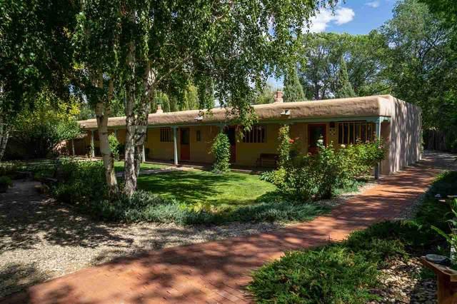 206 Siler Road, Taos, NM 87571 (MLS #105717) :: Angel Fire Real Estate & Land Co.