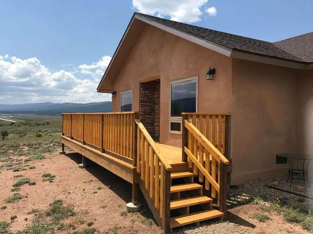 160 Ash Mountain Loop, Angel Fire, NM 87710 (MLS #105720) :: The Chisum Realty Group