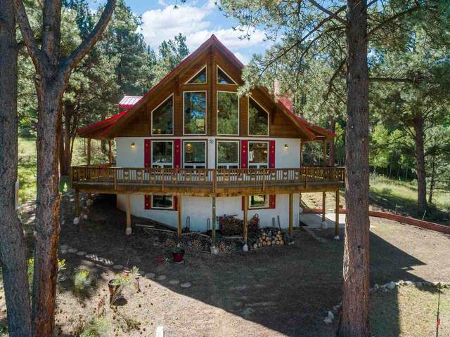 15 Boyne Mountain Place, Angel Fire, NM 87710 (MLS #105723) :: The Chisum Realty Group