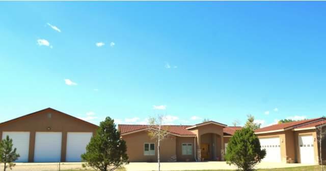 1034 Caminio Del Medio, Taos, NM 87571 (MLS #105743) :: Page Sullivan Group