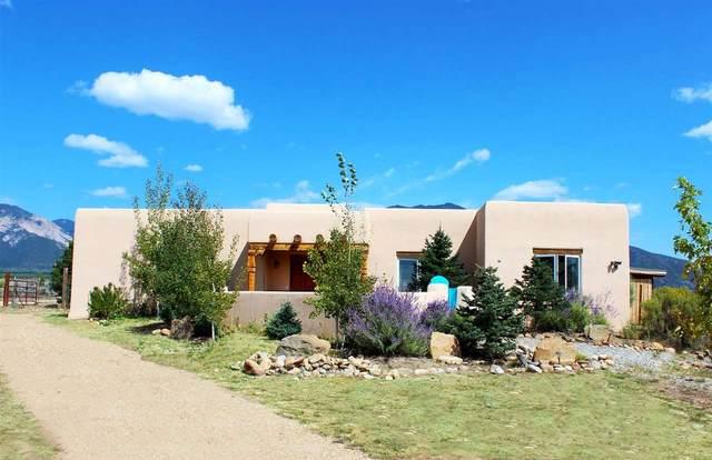 9 Camino Nopal, El Prado, NM 87529 (MLS #105751) :: Page Sullivan Group