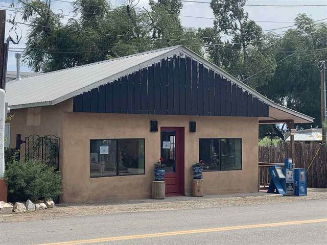 487 Hwy 150, Arroyo Seco, NM 87514 (MLS #105753) :: The Chisum Realty Group
