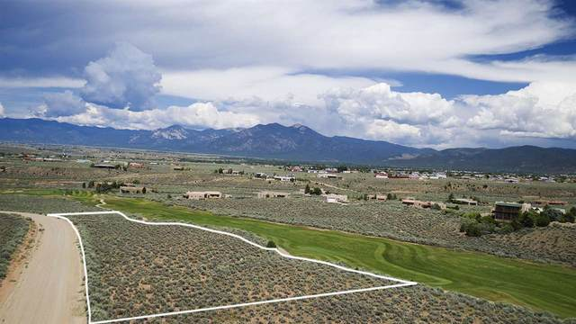 Lot 34 Taos County Club, Ranchos de Taos, NM 87557 (MLS #105758) :: The Chisum Realty Group