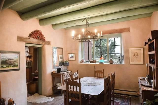 7236 State Hwy 518, Ranchos de Taos, NM 87557 (MLS #105786) :: Page Sullivan Group