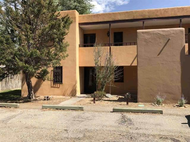 405 Camino De La Placita 1 A, Taos, NM 87571 (MLS #105792) :: Page Sullivan Group