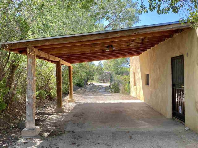903 Baca Lane A B, Taos, NM 87571 (MLS #105794) :: Page Sullivan Group