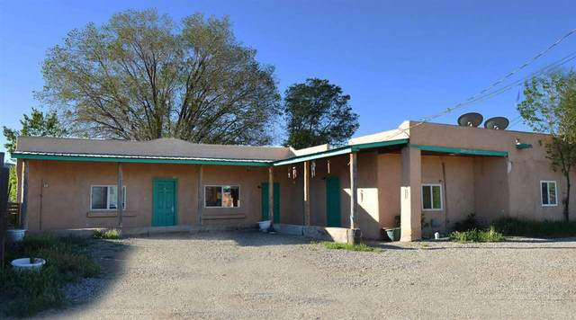 6 Casias, Ranchos de Taos, NM 87557 (MLS #105804) :: Page Sullivan Group