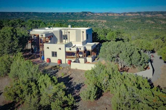 473 County Road 69, Taos, NM 87521 (MLS #105806) :: The Chisum Realty Group