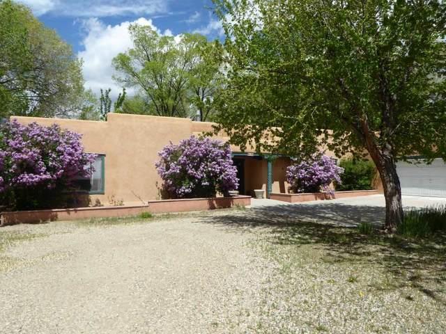 418 Mora Lane, Taos, NM 87571 (MLS #105815) :: Angel Fire Real Estate & Land Co.