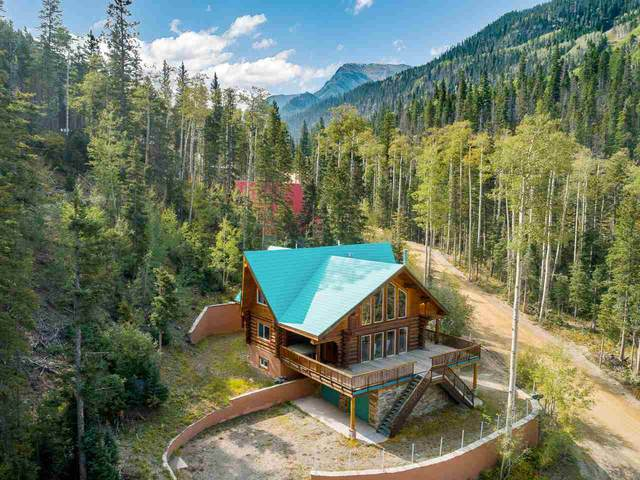 1 Cliff Hanger Loop, Taos Ski Valley, NM 87525 (MLS #105818) :: Page Sullivan Group