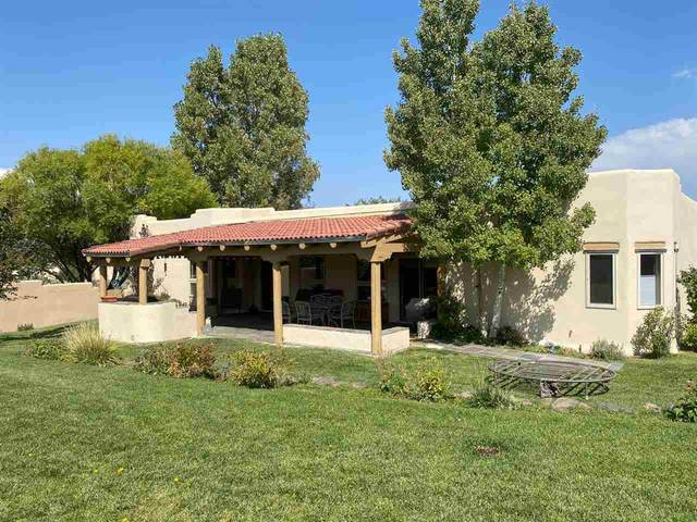 1144 Juniper, Taos, NM 87571 (MLS #105821) :: Page Sullivan Group