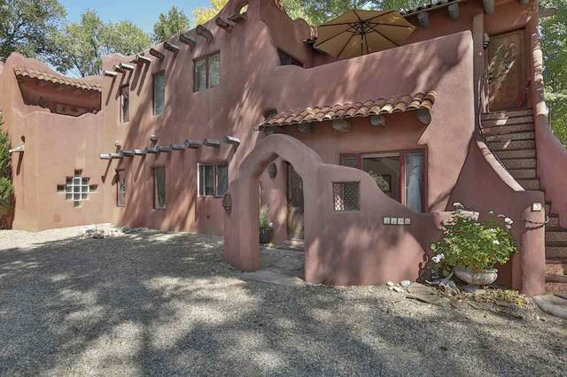 318 Burch Street, Taos, NM 87571 (MLS #105823) :: Page Sullivan Group