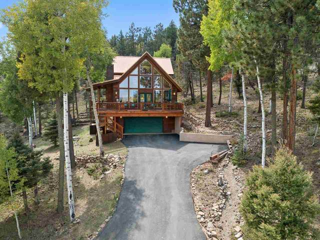 31 Buena Vista Dr, Angel Fire, NM 87710 (MLS #105849) :: The Chisum Realty Group