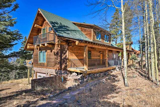 549 El Camino Real, Angel Fire, NM 87710 (MLS #105856) :: The Chisum Realty Group