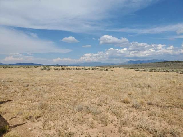 1A Sec 2 Off Two Hawks 2 Peaks Rd, El Prado, NM 87529 (MLS #105867) :: Angel Fire Real Estate & Land Co.
