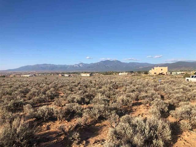 Adjacent Camino De Golondrina, Taos, NM 87571 (MLS #105879) :: Chisum Realty Group