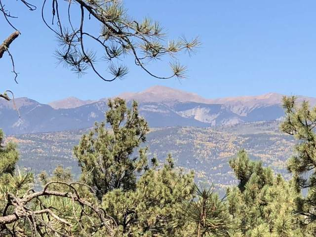 Vail Overlook, Angel Fire, NM 87710 (MLS #105883) :: The Chisum Realty Group