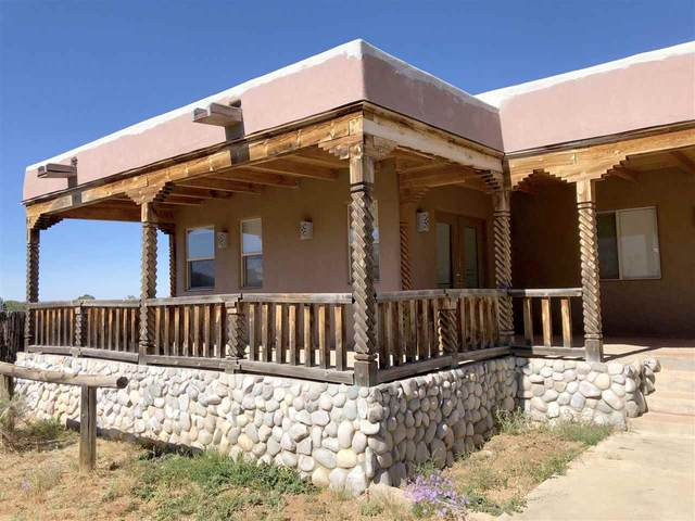 493 Palomita Court, Taos, NM 87571 (MLS #105913) :: The Chisum Realty Group