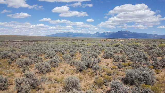 Lot 14 B County Road 110, Ranchos de Taos, NM 87557 (MLS #105932) :: The Chisum Realty Group