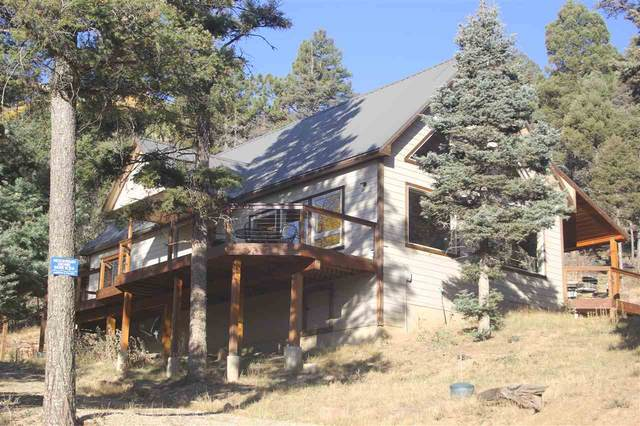 42 Santo Domingo, Angel Fire, NM 87710 (MLS #105938) :: The Chisum Realty Group