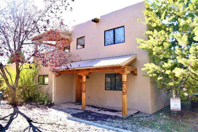 630 Zuni Street Unit, Taos, NM 87571 (MLS #105944) :: The Chisum Realty Group