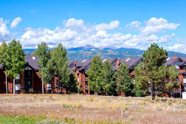 15 Squaw Valley Lane Snowfire 105B, Angel Fire, NM 87710 (MLS #105957) :: The Chisum Realty Group