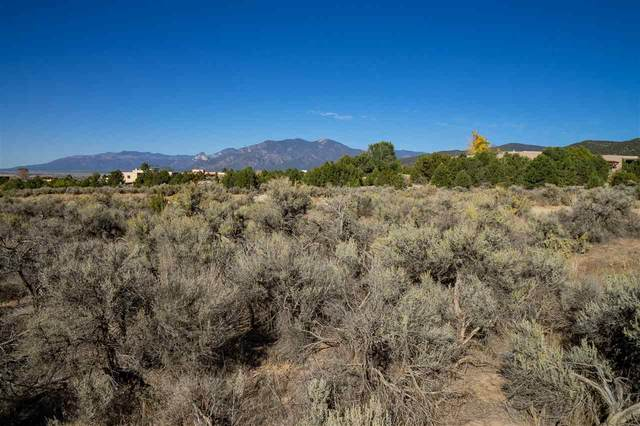 Corner Of Monterey And Espinoza, Taos, NM 87571 (MLS #105961) :: The Chisum Realty Group