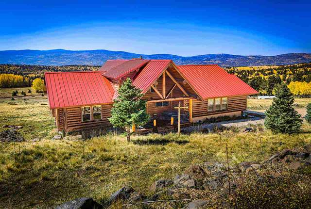 72 Cascade Overlook, Angel Fire, NM 87710 (MLS #105962) :: The Chisum Realty Group