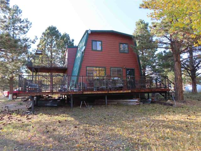 76 Country Club Rd, Angel Fire, NM 87710 (MLS #105966) :: The Chisum Realty Group