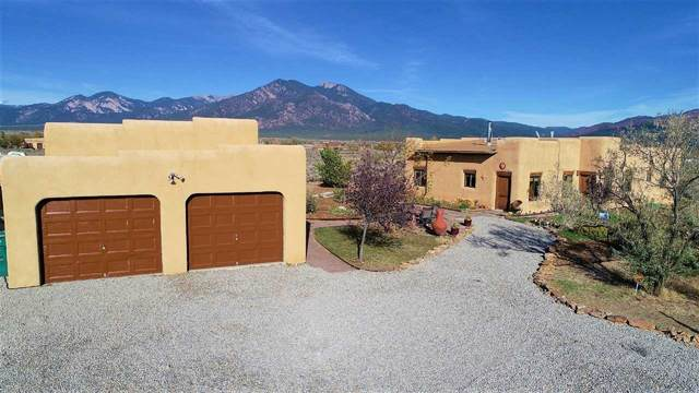 1321 Mesa Vista Road, El Prado, NM 87529 (MLS #105968) :: The Chisum Realty Group