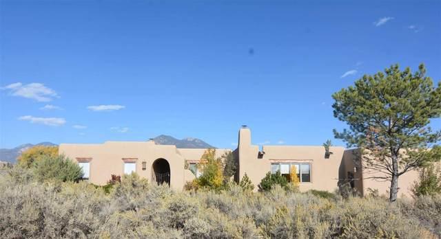 7 North Mesa Road, Taos, NM 87529 (MLS #105970) :: The Chisum Realty Group