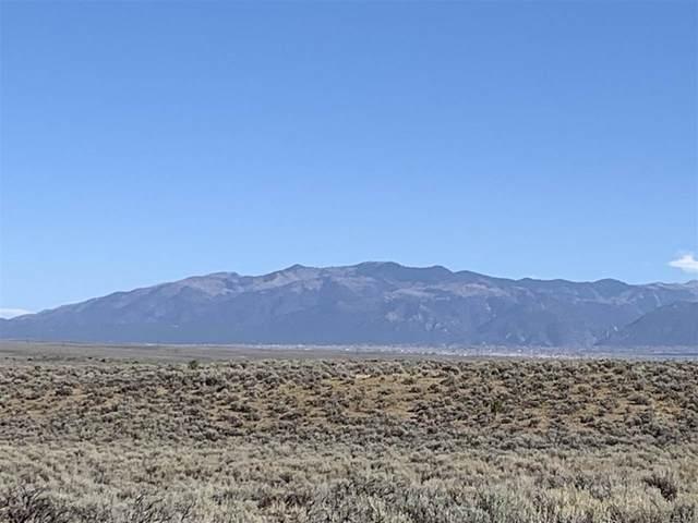 End of County Road 110, Ranchos de Taos, NM 87572 (MLS #105972) :: Page Sullivan Group