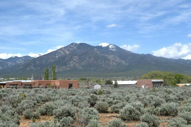 Mesa Vista Rd, Taos, NM 87571 (MLS #105978) :: Angel Fire Real Estate & Land Co.