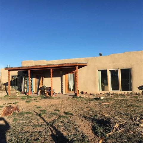 297 Cuchilla Rd, Taos, NM 87557 (MLS #105982) :: The Chisum Realty Group