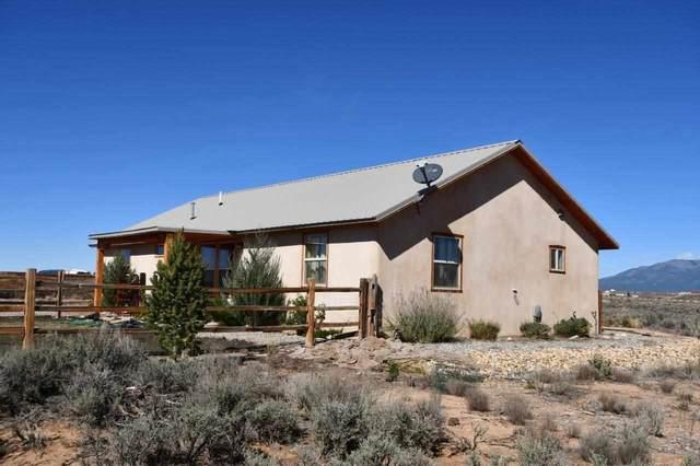 132 Camino Tortuga, El Prado, NM 87529 (MLS #105983) :: The Chisum Realty Group