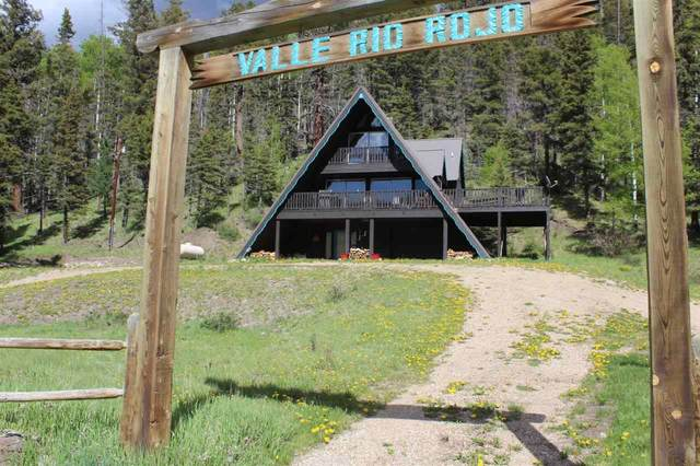 28 Upper Red River Valley Rd, Red River, NM 87558 (MLS #105984) :: Angel Fire Real Estate & Land Co.