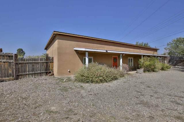 22 Herrera, Taos, NM 87557 (MLS #105994) :: The Chisum Realty Group