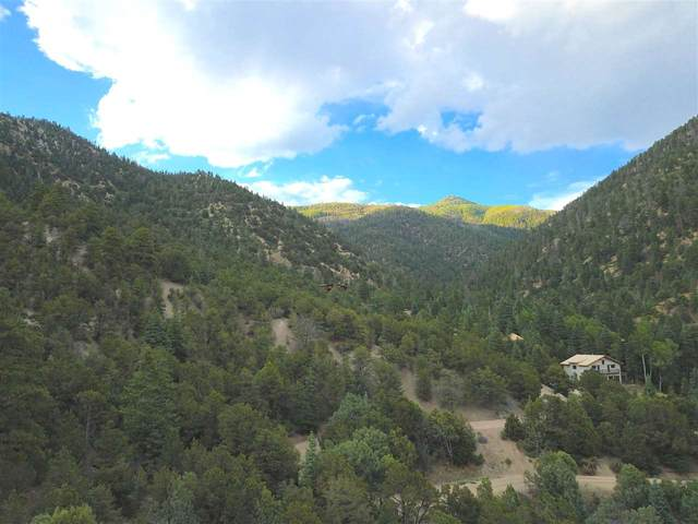 35 Acres off of Canada Del Agua, Valdez, NM 87580 (MLS #106001) :: The Chisum Realty Group