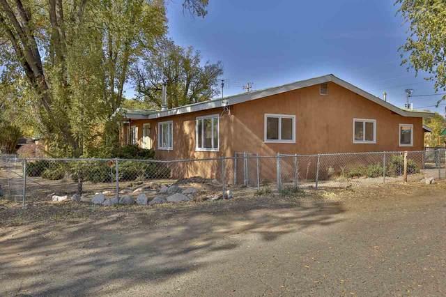 111 Sierra Vista Road, Taos, NM 87571 (MLS #106005) :: Page Sullivan Group