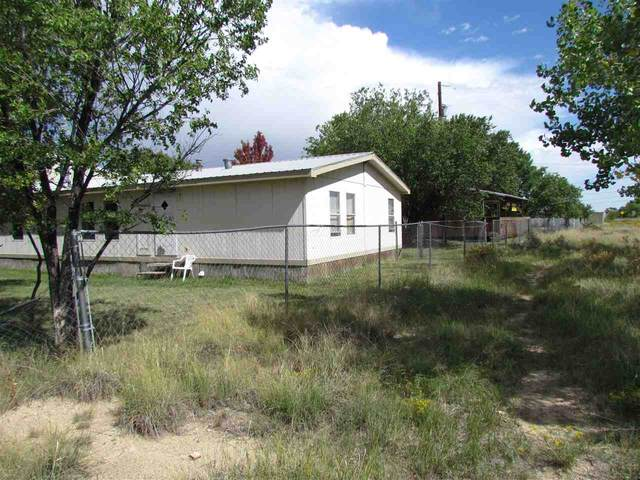 636 E 9th Street, Cimarron, NM 87714 (MLS #106016) :: Angel Fire Real Estate & Land Co.