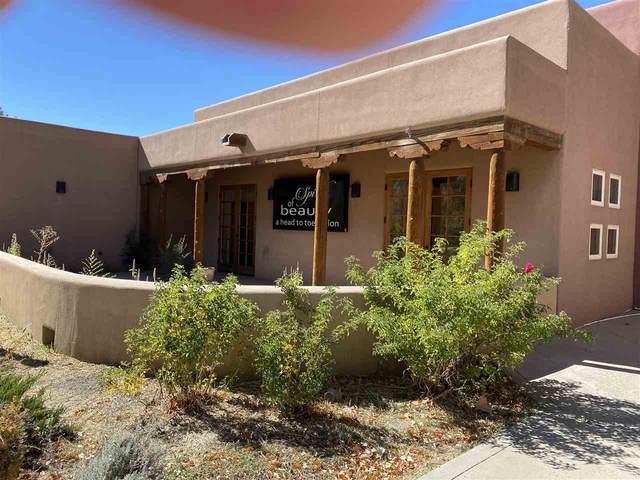 330B Paseo Del Pueblo Sur, Taos, NM 87571 (MLS #106019) :: Page Sullivan Group