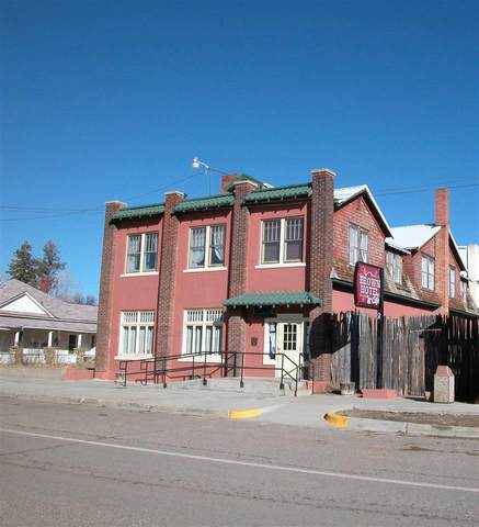 302 Maxwell Ave, Springer, NM 87747 (MLS #106021) :: Chisum Realty Group