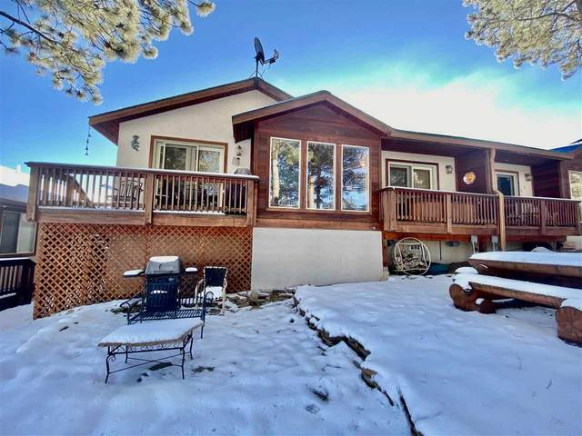 33 Clay Terrace, Angel Fire, NM 87710 (MLS #106037) :: Page Sullivan Group