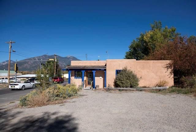 536 Paseo Del Pueblo Norte, Taos, NM 87571 (MLS #106047) :: Page Sullivan Group