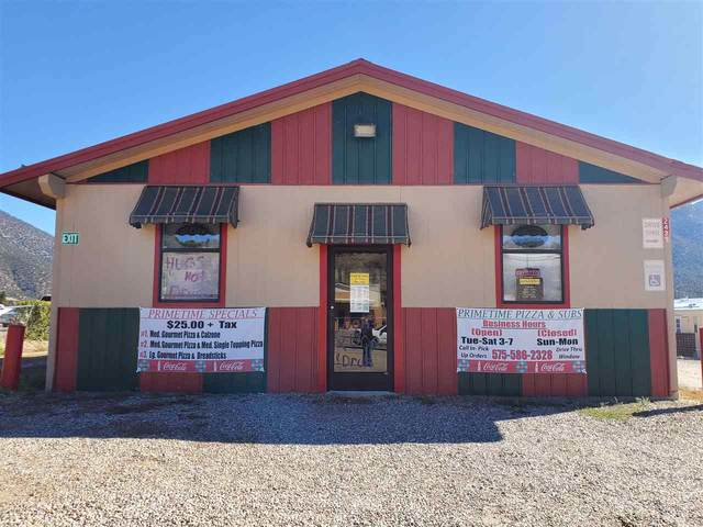 2431 Hwy 522, Questa, NM 87556 (MLS #106050) :: Page Sullivan Group