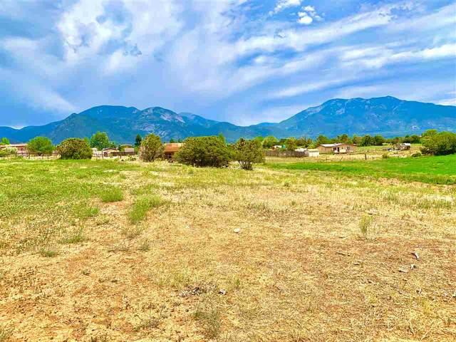 Lot A 3 1 Rim Road, Arroyo Seco, NM 87514 (MLS #106052) :: Page Sullivan Group