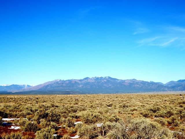 Calle Serena, Taos, NM 87571 (MLS #106054) :: Angel Fire Real Estate & Land Co.